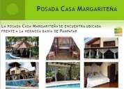 Posada casa margariteña