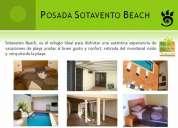 Posada sotavento beach