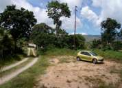 Terreno en los teques,via lagunetica,sector las luces oportunidad