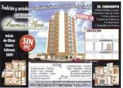 Venta de apartamento en caracas en santa marta. 10-6851