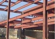 Casas prefabricadas en estructura metÁlica: abarate costos