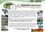 "Hotel residencia turismo ""el reencuentro c.a."" ecoagroturistico"