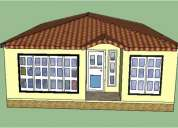Evite invasiones: casas prefabricadas en concreto desde 80.0000