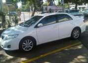 Toyota corolla 2011, financiable con 50% de inicial