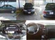 Vendo vehiculos de varias marcas