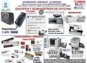 Impresora, multifuncional,escaner,duplicadoras mayorista canon