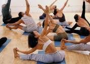 Clases de yoga  y taichi
