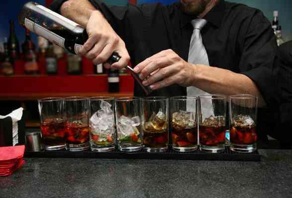 bartender servicios de coctelerias en maracaibo