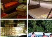 Turismo, alojamiento, organización de eventos
