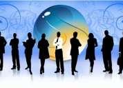 Personal c/s experiencia para laborar en las áreas de mercadeo y publicidad.