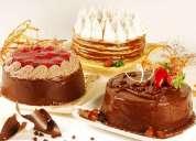 Se hacen tortas y postres