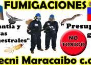 Fumigaciones tecnicas maracaibo c.a restaurantes,escuelas,residencias barcos y mas