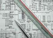 Planos para permisos bomberos, y conformidad de uso.- económicos !!