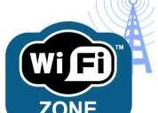 Instalacion de zona wi fi