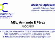 abogado - asesor legal