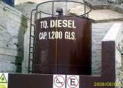 Fabricante de tanques de gasoil