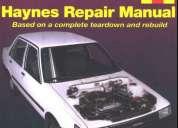 Toyota corolla araya 1984-1992 manual de taller envio gratis a su correo