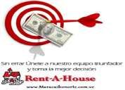 Franquicia rent-a-house norte servicios inmobiliarios, c. a.