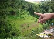 Terreno de 84000m2, sector tipitiripe, pasando fábrica de papitas dora