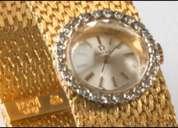 Compramos sus relojes usados de buenas marcas ,como rolex,cartier ,omega y estamos en el ccct