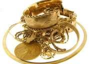 Compro prendas de oro  y somos los que pagamos mas ,estamos en caracas , ccct