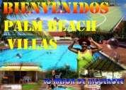 Alquilo villas palm beach via sotillo higuerote edo miranda 2017