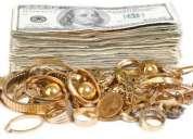 Compro prendas de oro y le daremos el mejor precio internacional al momento,ccct