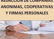 Actualización de empresas en registro mercantil