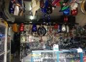 Vendo fondo de comercio venta de repuestos de motos