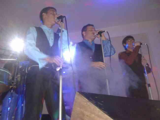 GRUPO MUSICAL CARIBEÑOS  en maracaibo