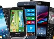 Telefonos celulares, accesorios y servicio técnico! mayor y detal!
