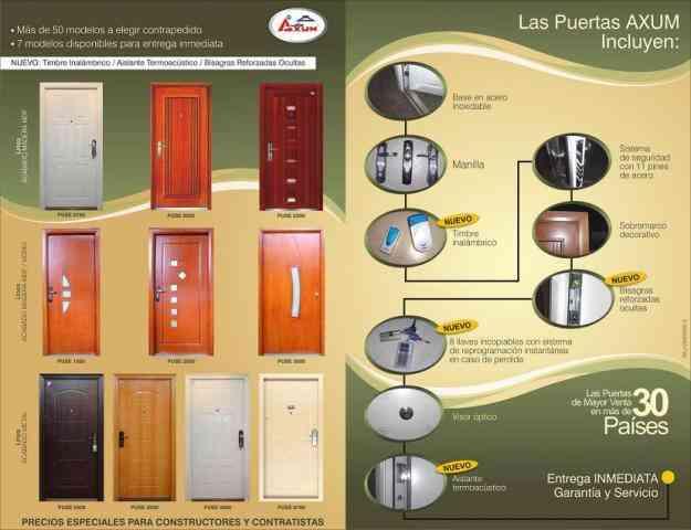 Puertas y rejas de seguridad para casas y apartamentos - Puertas de seguridad para casas ...