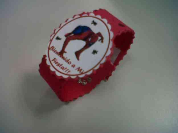 Pulseras de Foami, tipo brazaletes - Caracas - Artículos para ...