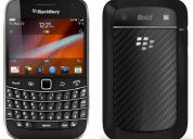 Exclusivos blackberry new bold 5 - 9900 - 1.2 ghz procesador - pantalla tactil .!