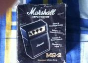 amplificador portatil marshall