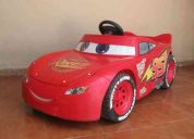 Carro power wheels lightning mcqueen