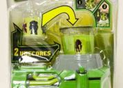 MuÑecos ben10 - alien creation - omnitrix - vuescope - alien disc - alien force