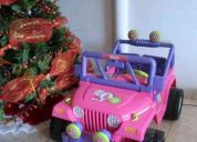 Jeep barbie