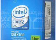 Procesador intel core2 duo e-8200