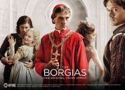 The borgias serie de tv 1era temporada completa en dvd hd
