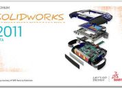Solidworks 2011 sp0 premium. software cad para ingieneria