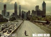 Vendo serie the walking dead 1era temporda completa - formato dvd