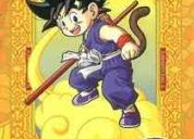 Dragon ball serie anime dvd... regalada dvd intactos al original