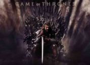 Game of thrones / juego de tronos hbo serie completa dvd hd