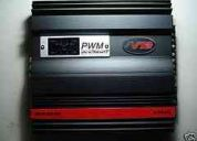 Power amplifier modelo nv-805 planta de sonido 500w. para carro