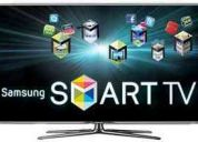 Samsung smart tv un46d7000 led + blue ray + 3d starter kit