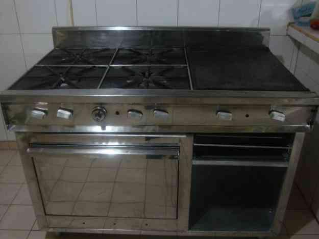 venta de muebles para cocina industrial