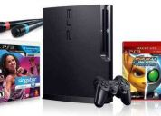 Playstation 3 nuevo - family pack