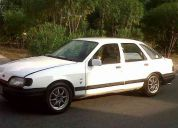 Vendo ford sierra es año 88 negociable