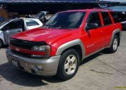 Compro chevrolet trailblazer